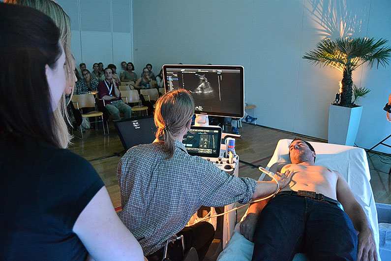 Mides Again Technical Partner Of Summer School For Ultrasound In