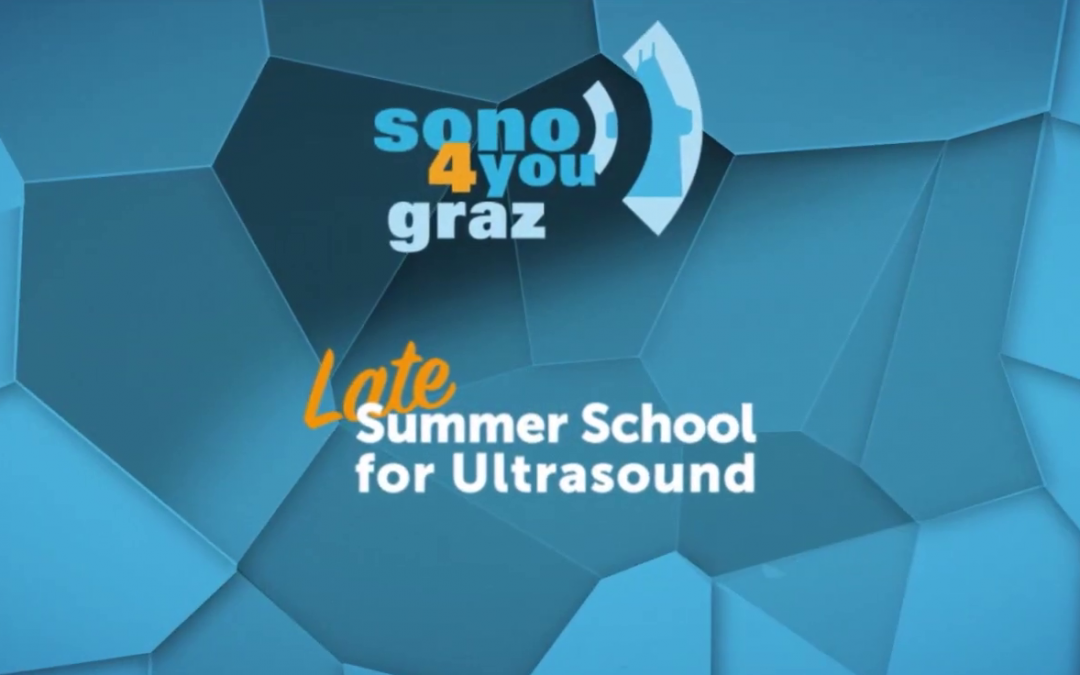 Late Summer School for Ultrasound 2019